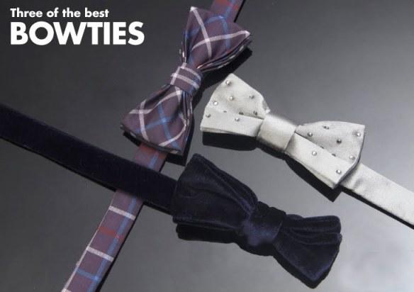 Algunas pajaritas de temporada(http://www.rafaelcasanova.es/2009/11/asos-bow-tie.html)