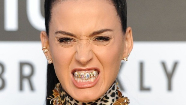 Katty Perry grill