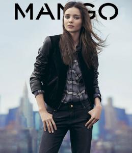 Portada catálogo Mango
