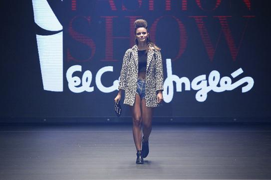La ganadora del concurso Claudia Cutillas (www.glamour.es).