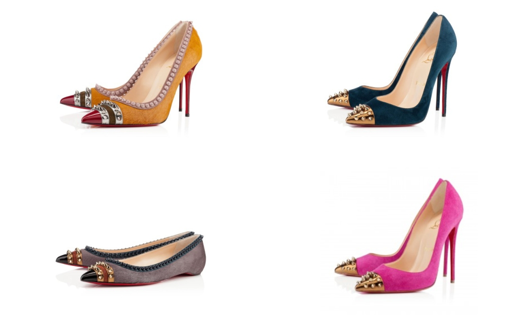 Colección Mujer Otoño/Invierno 2013-14. (www.christianlouboutin.com).