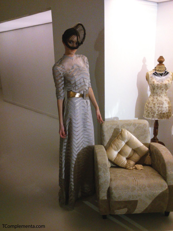 Diseño de Ion Fiz para Navarra Fashion Week 2013. (Fotgrafía Ismael Pérez Arana - TComplementa.com).