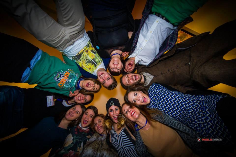 Todos bloggers invitados con la organización del III Showroom La Rioja y el fotógrafo Paolo Sapio - Fotografía de Paolo Sapio.