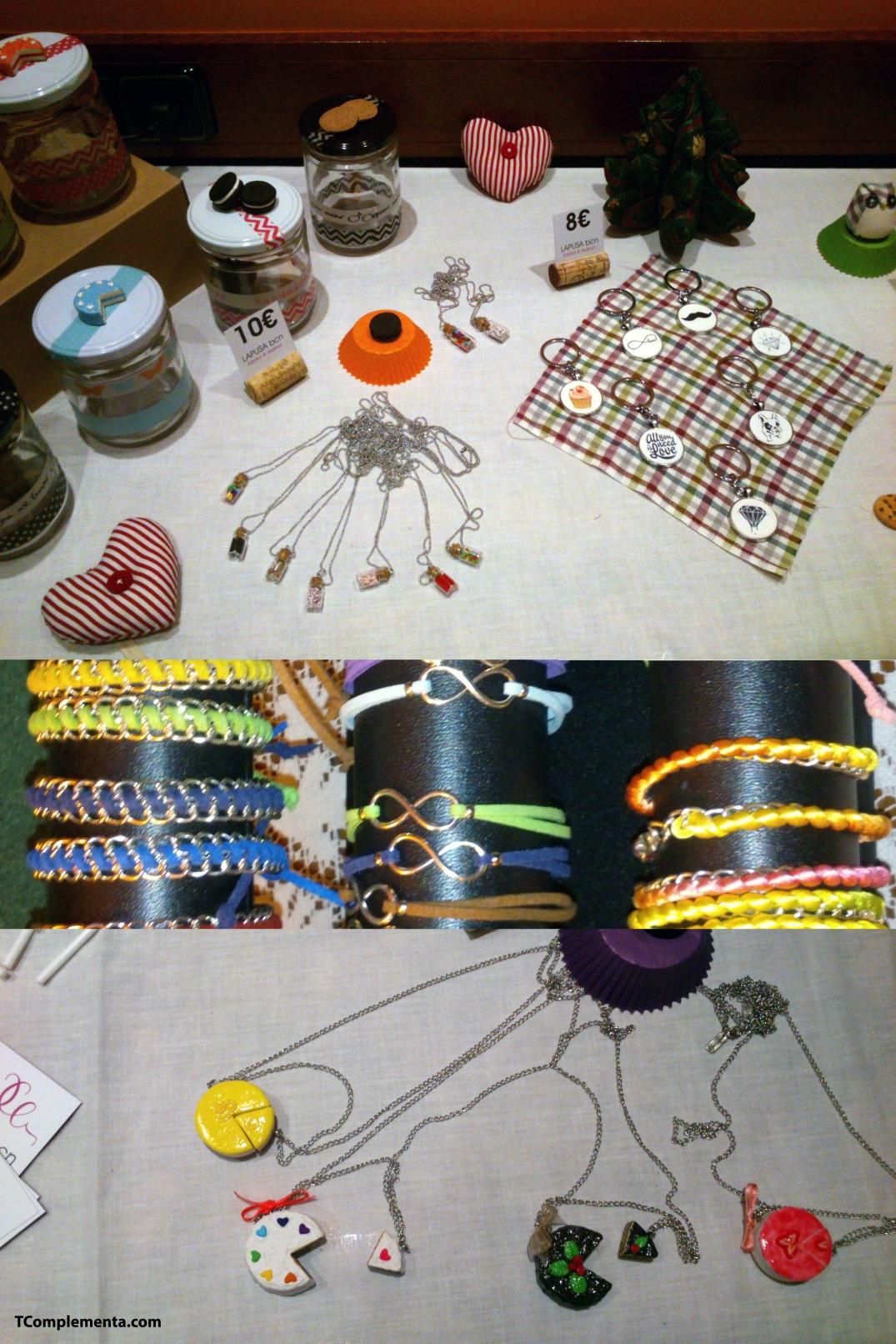 Complementos diseñados por Berta García para Lapusa BCN - Fotografía de Ismael Pérez Arana.