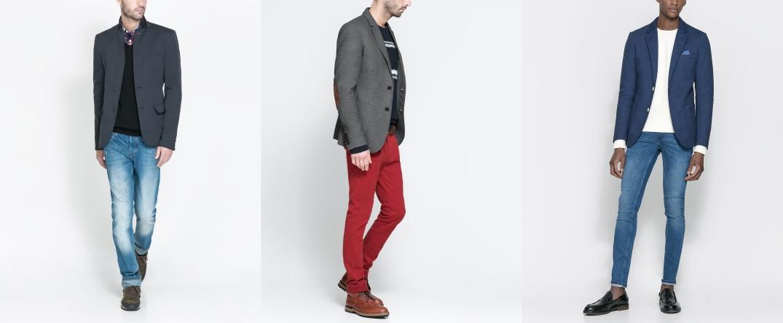Distintas formas de combinar una Blazer - Fotografía de zara.com