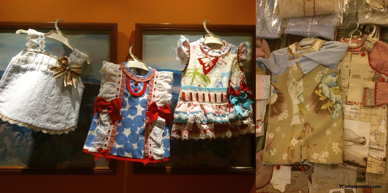 Confecciones de Hilda Sordo para Petite Amelie  - Fotografía de Ismael Pérez Arana.