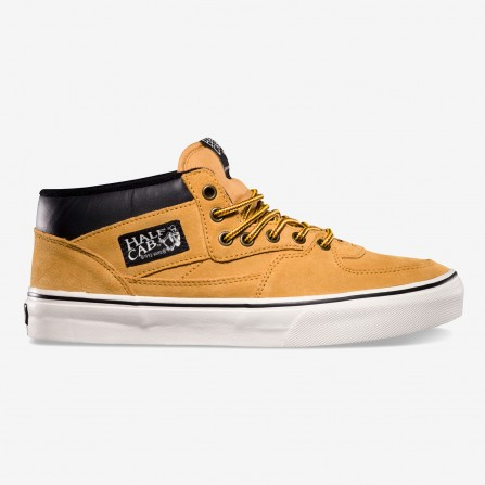 Half Cab Shoes camel