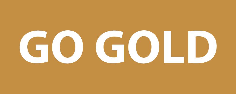Go gold, Ismael Pérez Arana.