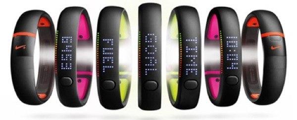 Nike+ Fuelband SE, en sus diferentes diseños nike.com