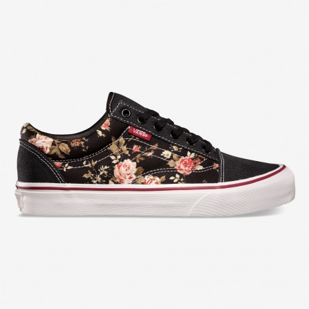 Old Skool estampado floral