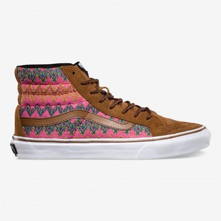 SK8-Hi Slim Shoes Etnico